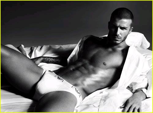 Hot David Beckham