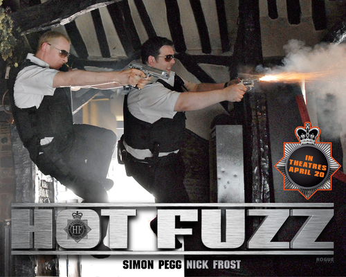 Hot Fuzz wallpaper called Hot Fuzz