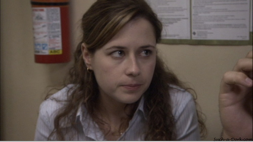 The Office achtergrond entitled Hot Girl