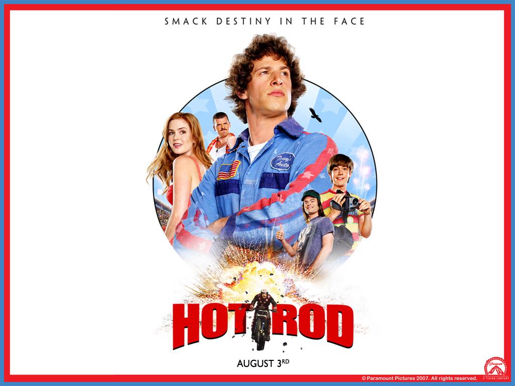 Hot Rod 壁紙