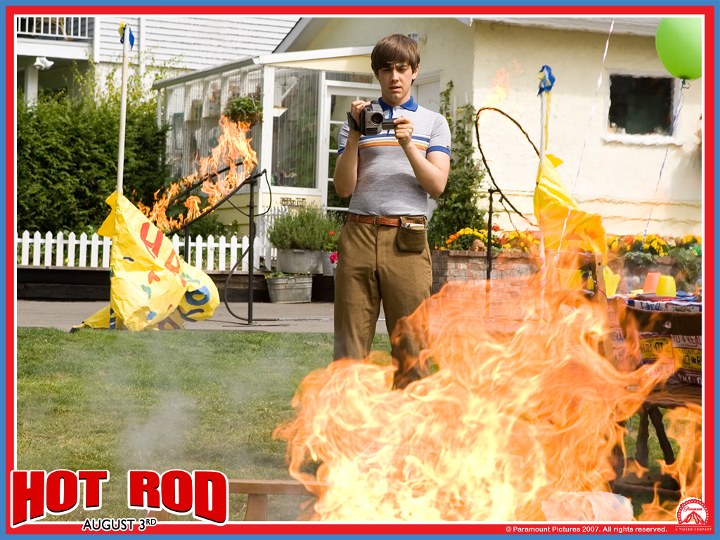 Hot Rod fondo de pantalla