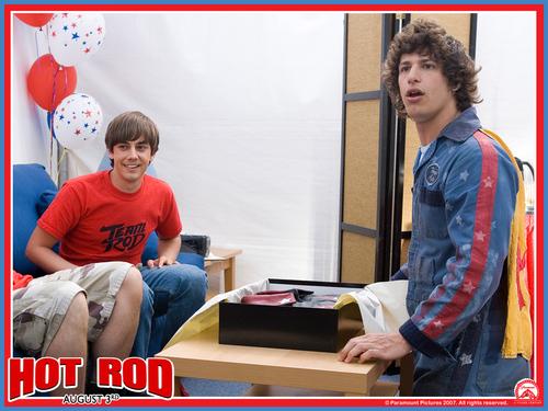 Hot Rod achtergrond