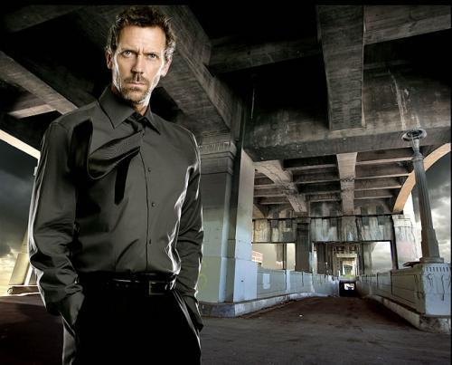 House Cast - Hugh Laurie