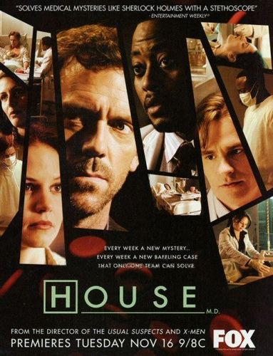 House M.D. raposa