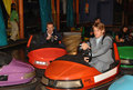 House MD Cast in Bumper Cars - house-md photo