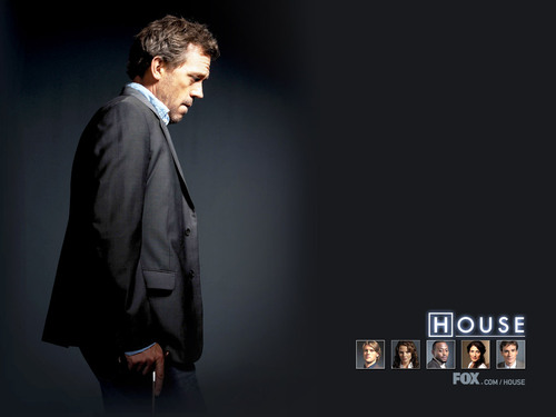 House M.D. wallpaper titled House MD