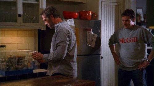 House, Wilson and Steve!