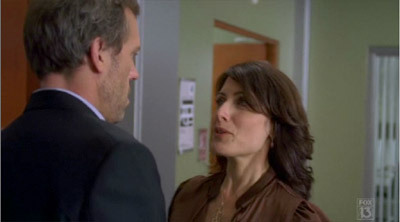 Huddy wallpaper entitled House and Cuddy