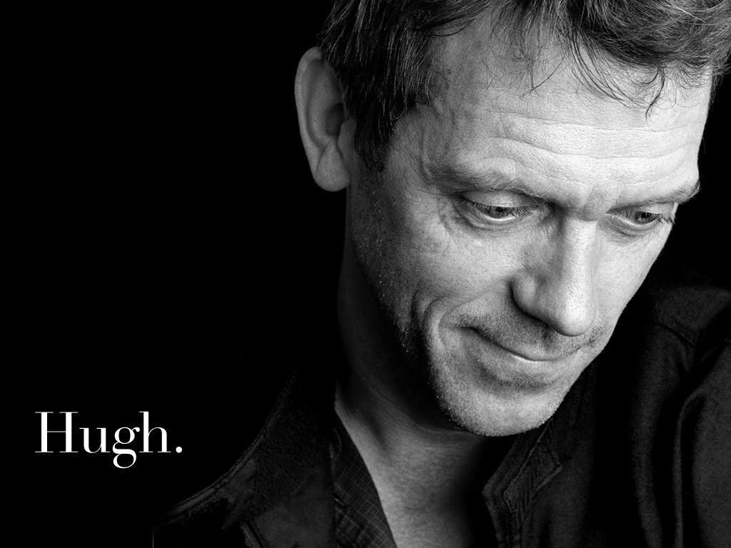 Hugh Laurie - Picture Gallery