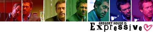 House is expressive
