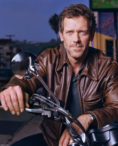 House-motorcycle