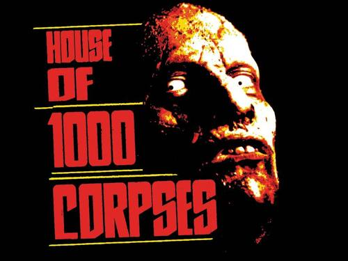 恐怖电影 壁纸 called House of 1000 Corpses