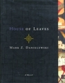 House of Leaves Cover - house-of-leaves photo