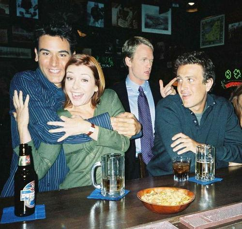 How I Met Your Mother Cast - how-i-met-your-mother Photo