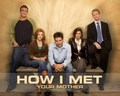 How I Met Your Mother Cast - how-i-met-your-mother wallpaper