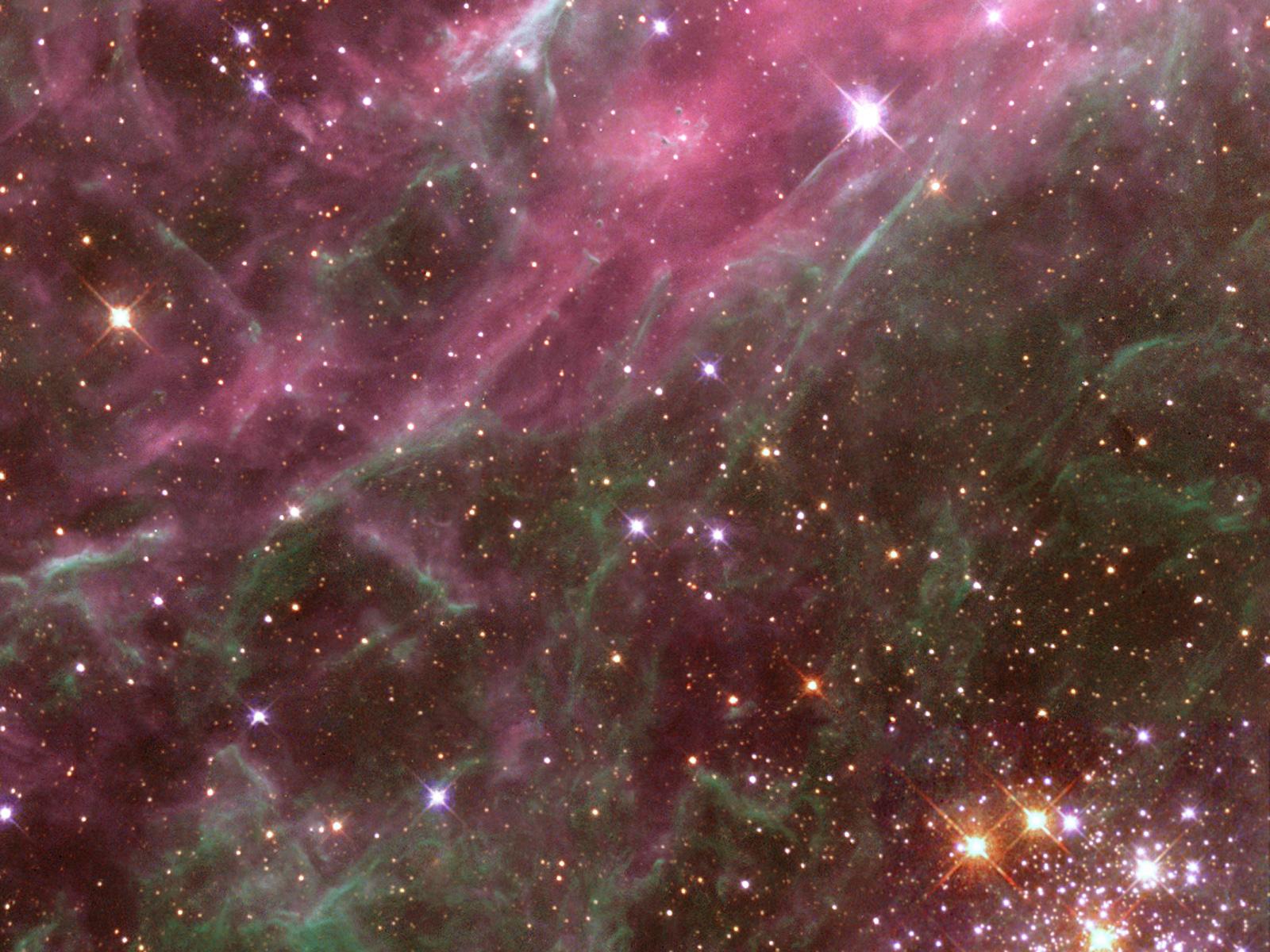 Space hubble wallpaper