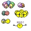 Advice photo entitled Hug Emoticons