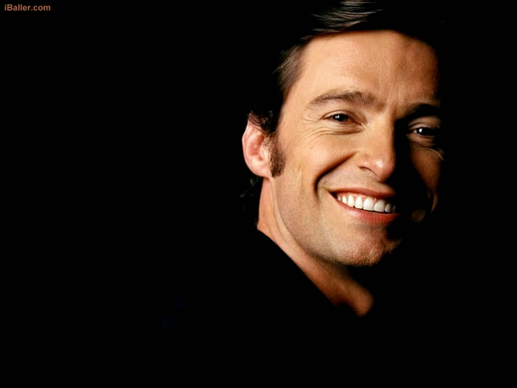 Hugh Jackman - Wallpaper
