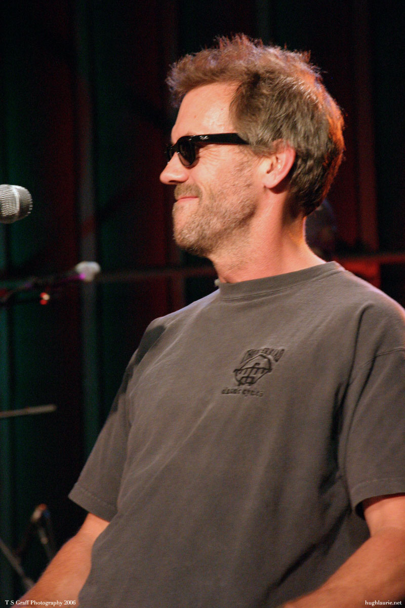 Hugh Laurie - Band Fro...
