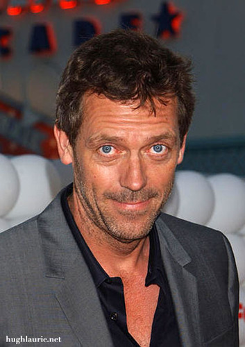 Hugh Laurie karatasi la kupamba ukuta called Hugh