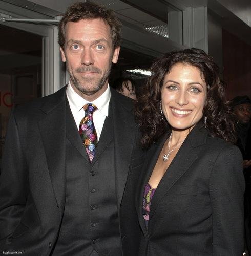 Hugh Laurie karatasi la kupamba ukuta titled Hugh