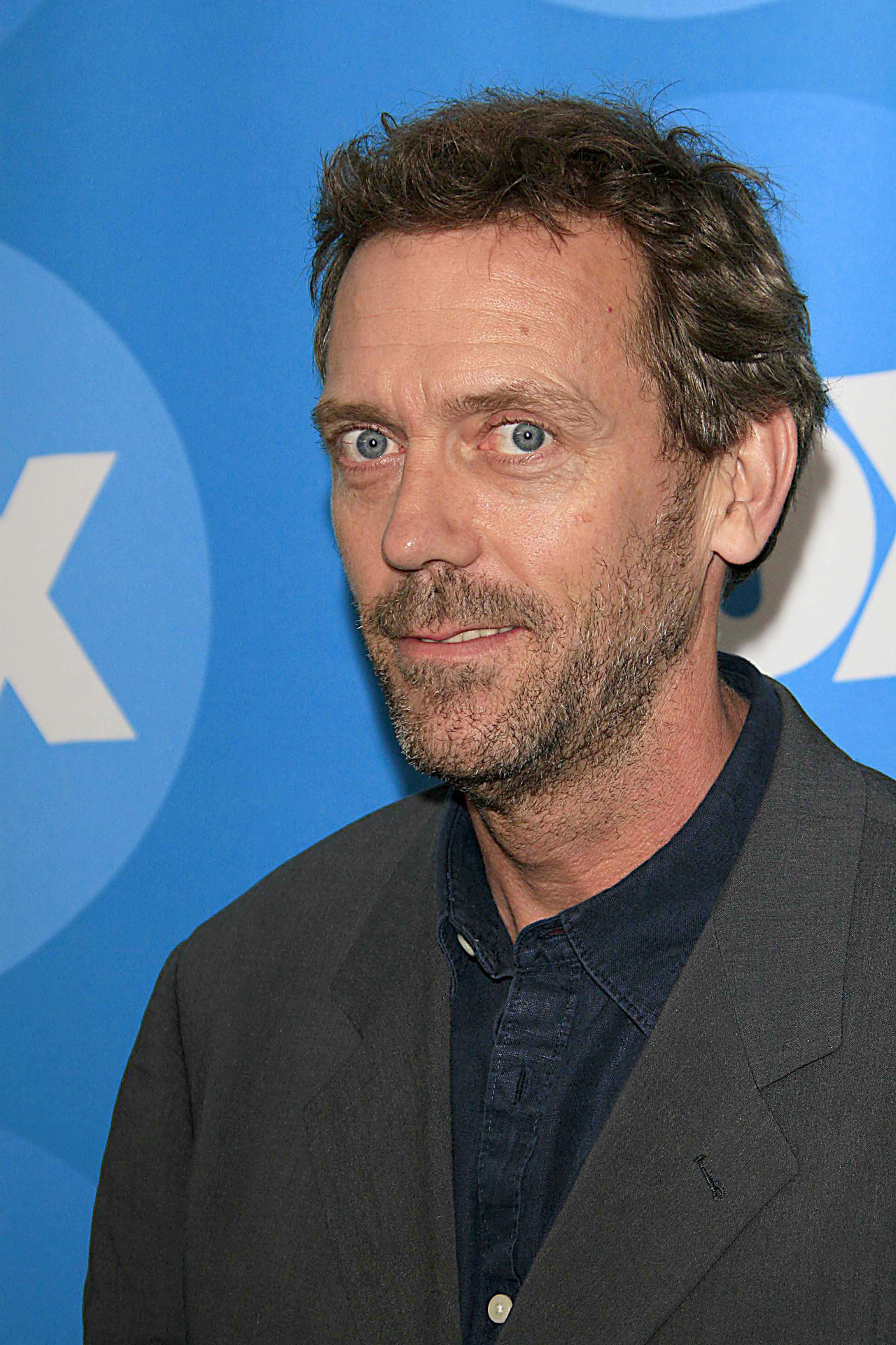 Hugh Laurie weight los...