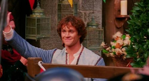 Hugh in Ella 魔法にかけられて