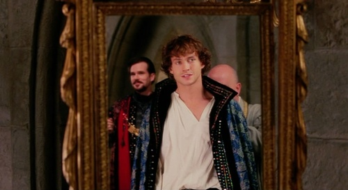 Hugh in Ella Enchanted