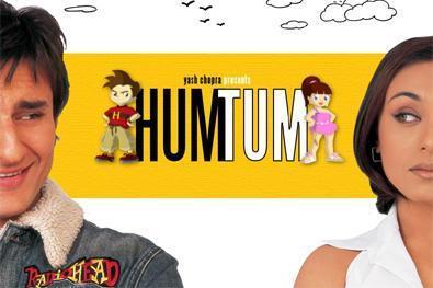 宝莱坞 壁纸 titled Hum Tum