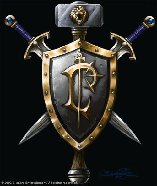 warcraft historia do mundo Human-Crest-world-of-warcraft-510265_500_592