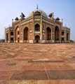 Humayun's Tomb - india photo