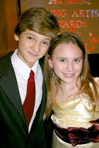 Hunter with Alix