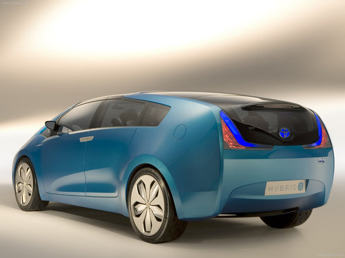 Hybrid X Concept 2007