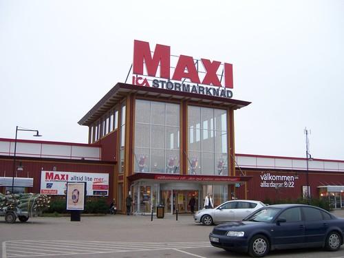 Hyllinge ICA maxi