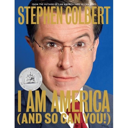 Stephen Colbert wallpaper called I Am America (And So Can You!)