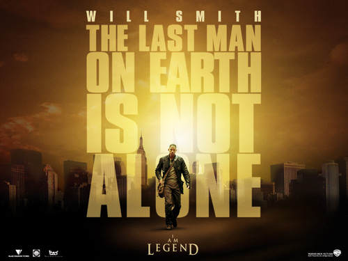 Will Smith hình nền called I Am Legend