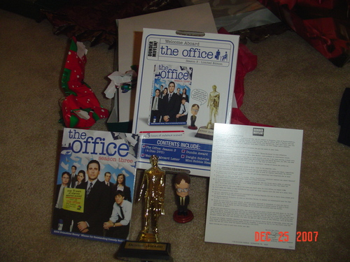I Got The Office Giftset!!