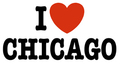 I Heart Chicago - chicago fan art