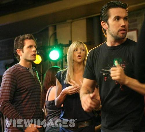 Dee, Dennis & Mac