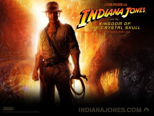 Indiana Jones Wallpaper Called INDY IV