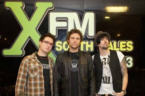 Ian (Xfm interview)