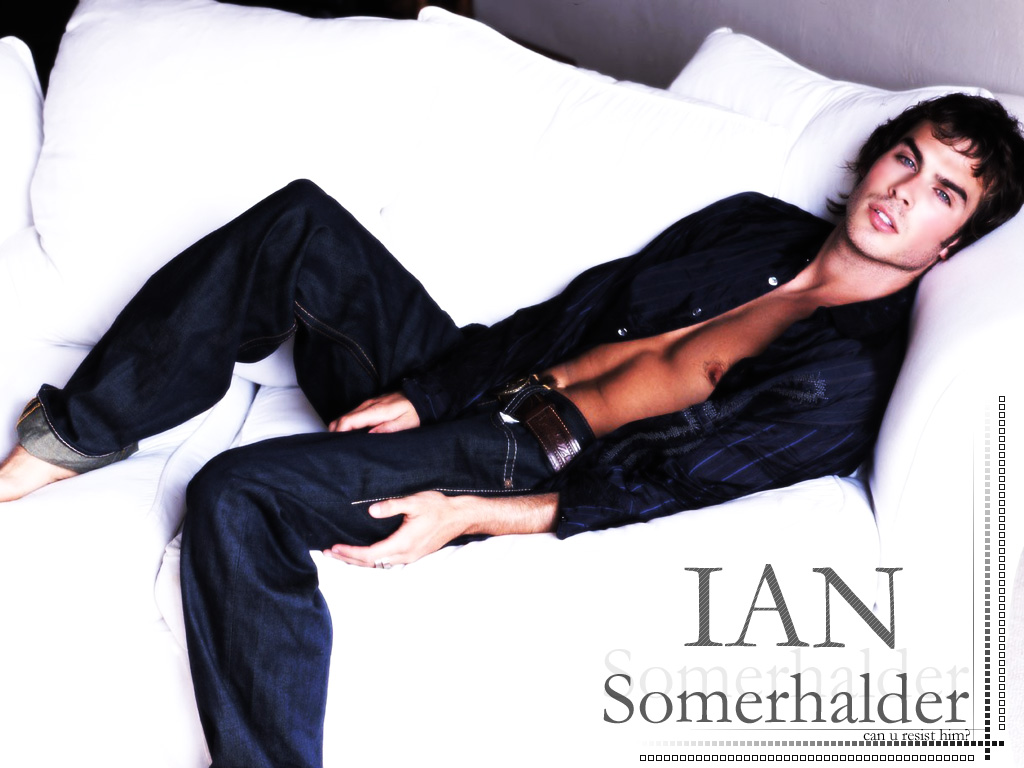 Ian Wallpapers - ian-somerhalder wallpaper