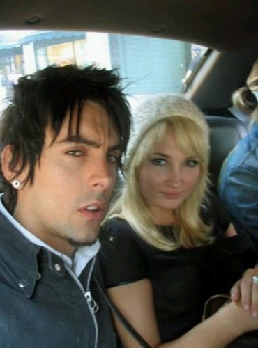 Ian Watkins wallpaper entitled Ian and Marissa