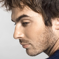 Ian close-up.