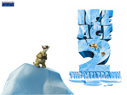 Ice Age wallpaper titled Ice Age 2