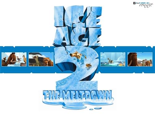 Ice Age Hintergrund called Ice Age 2