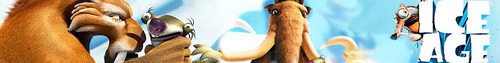 Ice Age Foto titled Ice Age banner