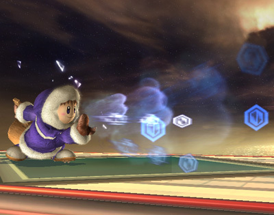 Ice Climbers Special Moves