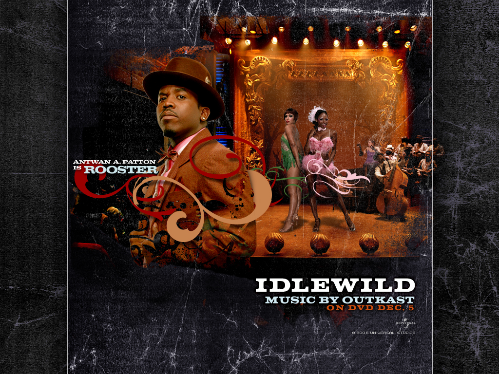 Idlewild - outkast Wallpaper