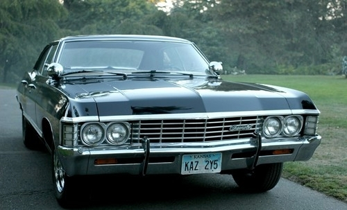 Chevrolet wallpaper entitled Impala